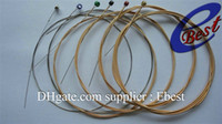 Wholesale 10 SETS EZ900 Acoustic Guitar Strings Factory Outlet