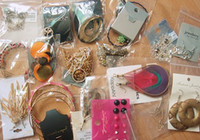 Wholesale Inventory low price package deal with mixed style Earring g