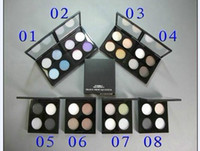 Cheap make up *Limited Edition 4 color eye shadow Palette 10g 8 different color 50PCS