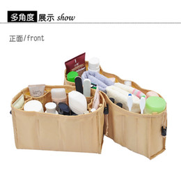 Wholesale baby diaper bag mummy mama nappy handbag Double zipper receive arrange bag bag in bag BD7