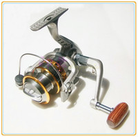 Spinning fishing lures  hot sale SG-3000A 5.1:1 GEAR RATIO Metal Spinning Reels Fishing Tackle Lure Fishing Reels