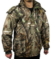Wholesale Remington Real tree Camo Hunting Jacket Camouflage Hunting Clothes Winter huntin Jacket