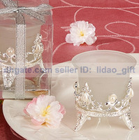 Wholesale Very Gorgeous Silver Event Decor Candle Holder For Wedding Decor Retails amp