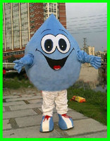 best funny costumes - Best price Water drop Mascot costumes Fancy dress Cartoon Costumes