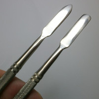 Wholesale 2pc Precise Steel Pry bar Repair Opening Pry Tool for iPhone iPod iPad