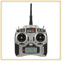 Wholesale DX6i RC Full Range GHz DSM2 channel Remote Control rc helicopter part
