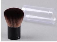 shape ups - 60pcs Kabuki Nylon Make Up Brushes makeup Brush Mushroom shaped brushes
