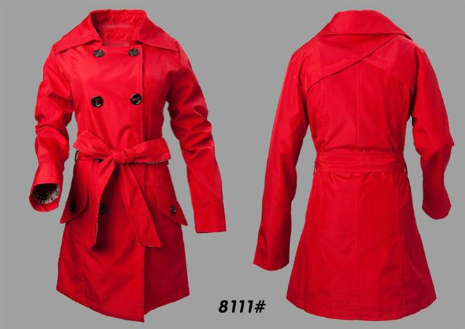 Women Coat, Red Women Fashion Trench Coat.# 8111 Online with $40.66/Piece on Huhao's Store   DHgate.com