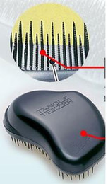 Wholesale black Tangle Teezer Professional Hair Comb Hair Styling Brushes