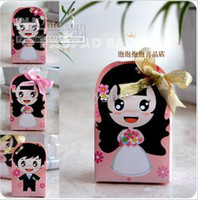 Wholesale DIY Wedding Candy Favor Boxes Wedding Candy Box the Candy Box NEWLY European style