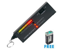 Wholesale Hot Jewelry Diamond Gemstone Tester Selector II Gems Tester LED Tool