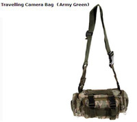 Wholesale Heavy Duty Army Outdoor Travelling Camera Bag