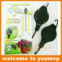 Wholesale Garden hook Easy Reach Plant Pulley Plant Hanger garden hook sets set