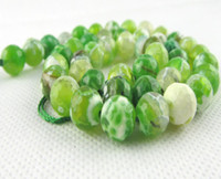 Wholesale 10mm Natural facets agate beads gemstone loose bead string jewelry accessories
