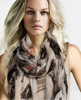 Wholesale New Fashion Accessories Scarves Muffler spring Autumn shawl scarf for women xzh001