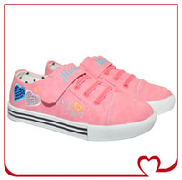 Wholesale 2012 kid shoes fashion canvas shoes color hot sell