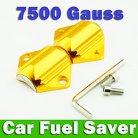 Wholesale New Arrival Magnetic Car Fuel Gas Saver Water Conditioner Apollo M Gauss with Tin CF