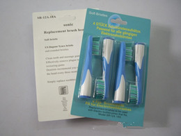 Wholesale Hot sales factory price of electric sonic toothbrush head one pack high quality