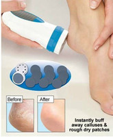 Wholesale Electronic Foot Callus Removal Kit Drop Shipping by youmvp