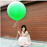 Wholesale New quot Round Latex Balloons Choose Color For Party Birthday Wedding Prom Decoration