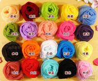 Plain white silk scarf - Korean wrinkle scarf scarves all match candy color transparent elegant silk