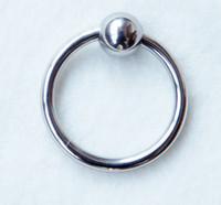 Steel   Glans penis Ring Cock Ring Male Stainless Steel Cock Toys Delay Loop Impotence Aid Sex toys SM202