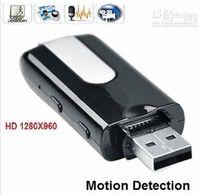 Cheap 8GB hidden camera Best Motion Detection  spyusb