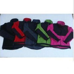 Wholesale New coming sell well Denali Kids children boys girls denali fleece jacket outwear PHL7