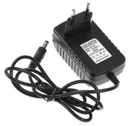 Wholesale AC V to DC V A x mm EU US UK Plug AC DC Power adapter charger Power Supply Adapter