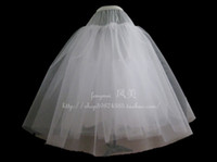 Best Selling Cute Ball Gown Wedding Petticoats Without Hoops...