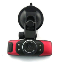 Wholesale GS5000 Full HD P Car DVR Cam Recorder Camcorder Vehicle Dashboard Car Camera Built In GPS G Sens