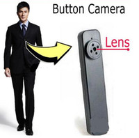 Wholesale V Button Spy camera Hidden cam Spy camera Mini DV Camcorder Recorder COMS Lens PFS Kakacola New