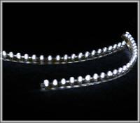 Wholesale 20 pairs cm LEDs Flexible LED Light Waterproof PVC Lights Strip Blue white V color choice