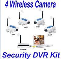 Wholesale 2 G wireless digital cctv security audio video camera system kit night vision Kakacola New