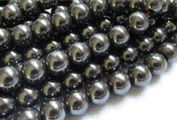 Wholesale 12MM Hematite beads string loose beads Iron gallstone jewelry accessories