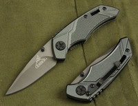 Wholesale Top quality Gerber X03 X3 folding knife pocket camping c blade aluminium handle knife knives