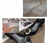 Wholesale Hi Quality Silica Silicone Gel Insole Foot Care Shoe Pads