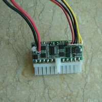 Wholesale Mini itx PSU Pico itx power supply VDC INPUT W MINI DC DC ATX POWER SUPPLY