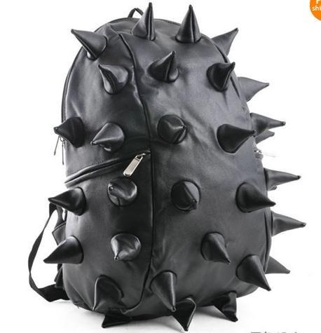Hedgehog Spike Boy Girl Backpack School Bag Shoulder Bag Rucksack ...