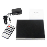 Wholesale Remote Control CVBS YpbPr VGA USB to HDMI Converter p for set top box DVD PC Game Player D5013A