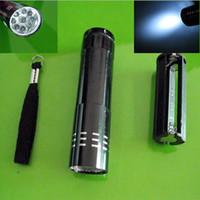 Wholesale LED Mini Torch Flashlight Lamp For Camp Picnic Hiking