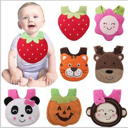 New Baby Bibs Bandana Stay Dry Dribble Bandana Bibs Boy or Girl Pumpkin Smiley bib