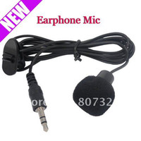 Wholesale pieceNew Earphone Headset Mic for PC Skype Multimedia