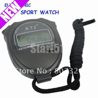 Wholesale pieceNEW Sports Chronograph Digital Timer Stopwatch counter