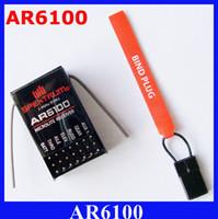 Wholesale Spektrum AR6100 DSM2 DSM X GHz CH RC Receiver