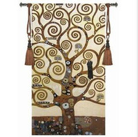 Wholesale Belgium tapestry tree of life