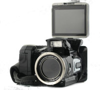 Wholesale PROTAX HD7000 quot TFT MP X Digital Zoom Long focus Digital Camera Camcorder DV EL