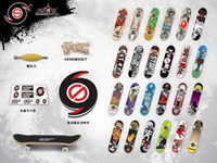 Wholesale Finger skateboards FSB Sports toy storm deck Plastic skateboard