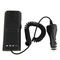 Wholesale 12V Car charger Eliminator Adaptor For Motorola Radio GP88 GP300 GM300 GTS2000 GTX2000 MTX638 PTX600 J0208A
