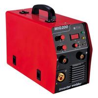 Mig best inverter welder - Best price KG IGBT inverter DC in MIG MMA welding machine welding tool welder MIG200